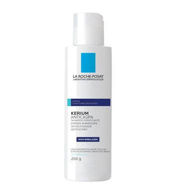 Shampoo Anticaspa Kerium Gel 200ML
