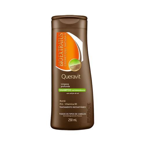 Shampoo Antirresíduos Queravit Bio Extratus 250ml
