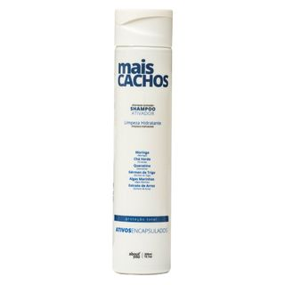 Shampoo Ativador About You - Mais Cachos 300ml