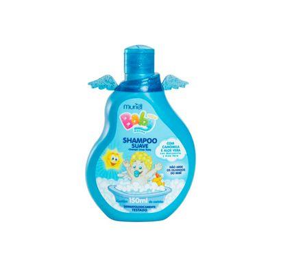 Shampoo Baby Azul 150ml - Muriel