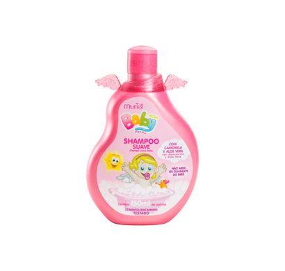 Shampoo Baby Rosa 150ml - Muriel