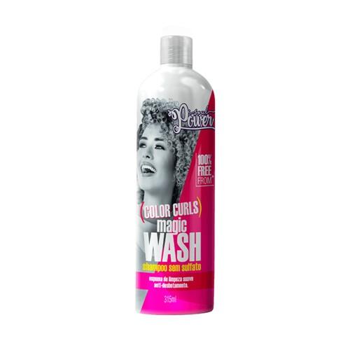 Shampoo Beauty Color Soul Power Color Curls Magic Wash 315ml