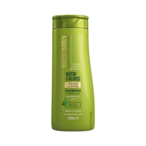 Shampoo Bio Extratus Nutri Cachos