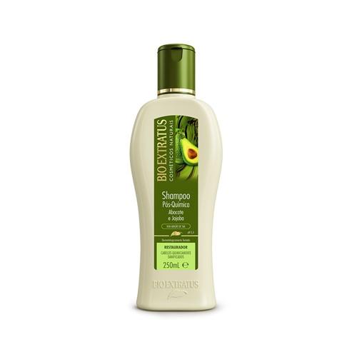 Shampoo Bio Extratus Pós Química Abacate 250ml