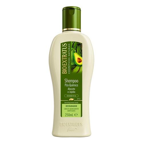 Shampoo Bio Extratus Pós Química com 250ml