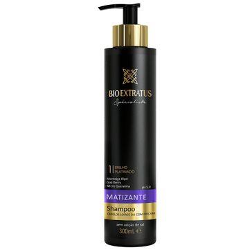 Shampoo Bio Extratus Specialiste Matizante 300ml