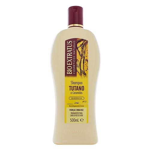 Shampoo Bio Extratus Tutano e Ceramidas 500ml