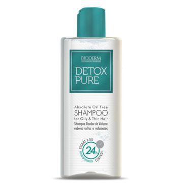 Shampoo Bioderm Detox Pure 252ml