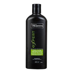 Shampoo Cachos Perfeitos TRESsemmé 400mL