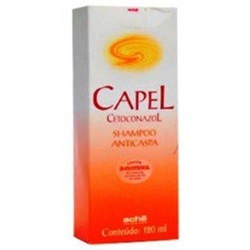 Shampoo Capel Anticaspa 120ml