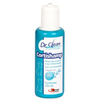 Shampoo Cortishamp Agener 125ml
