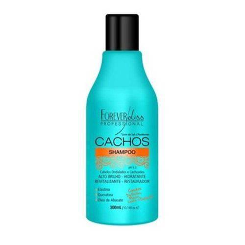 Shampoo Definidor de Cachos Sem Sal Forever Liss