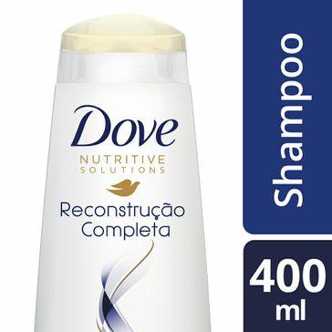 Shampoo Dove Reconstrução Completa 400ml
