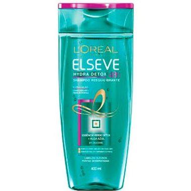 Shampoo Elseve Hydra Detox 400ml