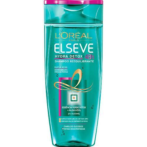 Shampoo Elseve Hydra-Detox Anti-Oleosidade - 200ml