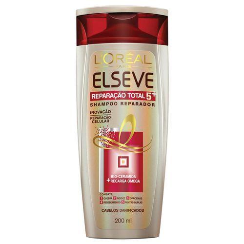 Shampoo Elsève Reparação Total 5 200ml