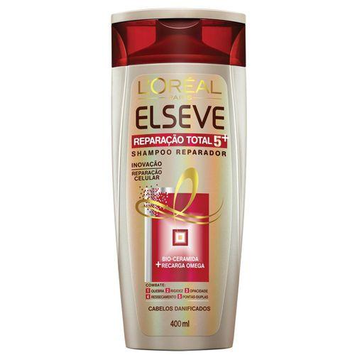 Shampoo Elseve Reparação Total 5 400ml