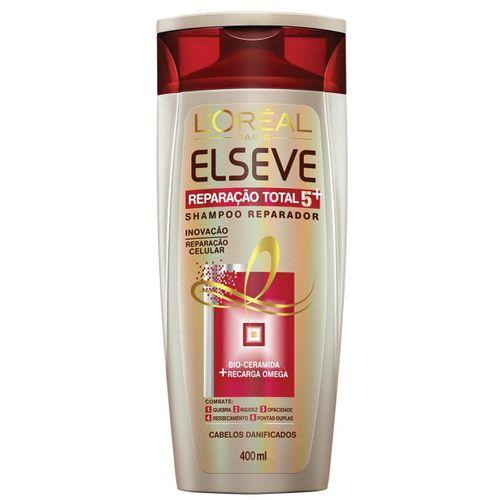 Shampoo Elsève Reparação Total 5 400ml
