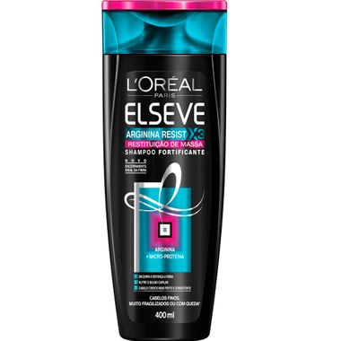Shampoo Elseve Restituição Massa 400ml