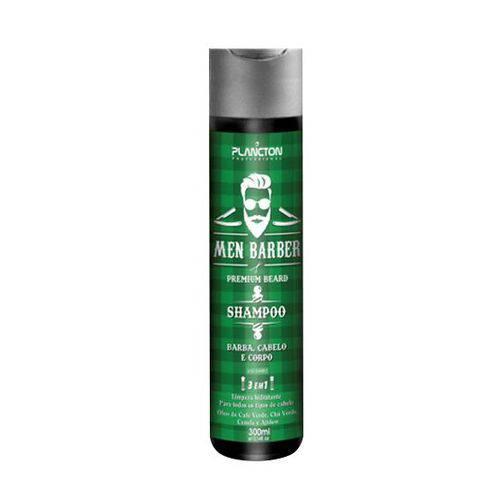 Shampoo 3 em 1 Men Barber 300ml