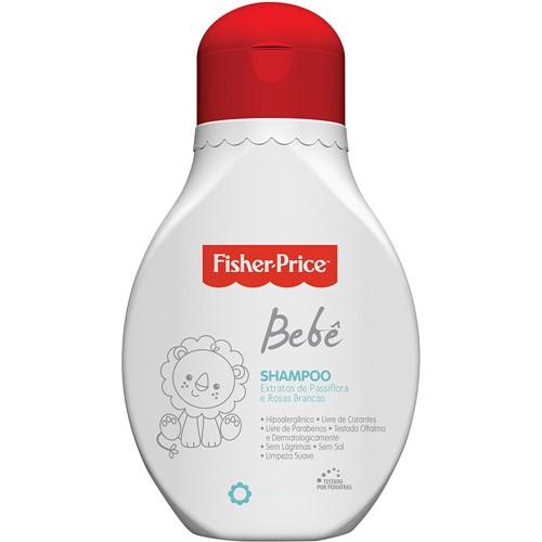 Shampoo Fisher-Price Bebê 200ml