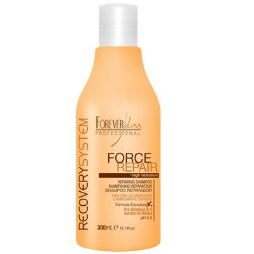 Shampoo Reparador Force Repair Forever Liss 300ml