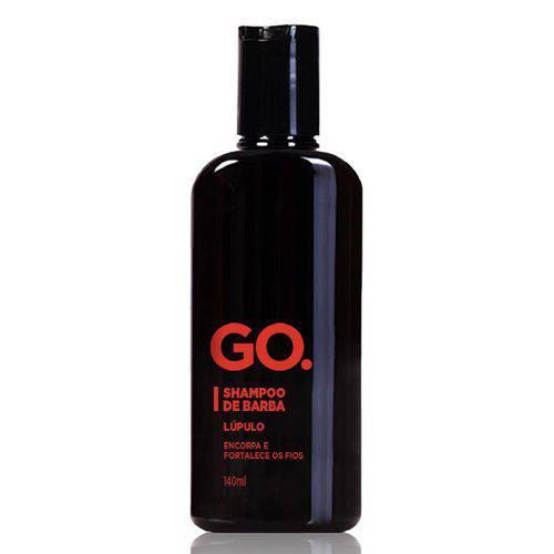 Shampoo Go. para Barba Lúpulo