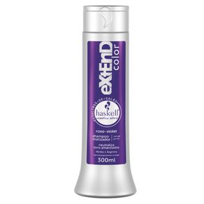 Shampoo Haskell Extend Color Roxo Violet 300ml