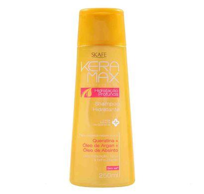 Shampoo Hidratante Keramax 250ml - Skafe