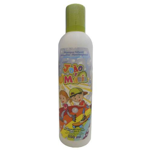 Shampoo Infantil João e Maria - 250ml