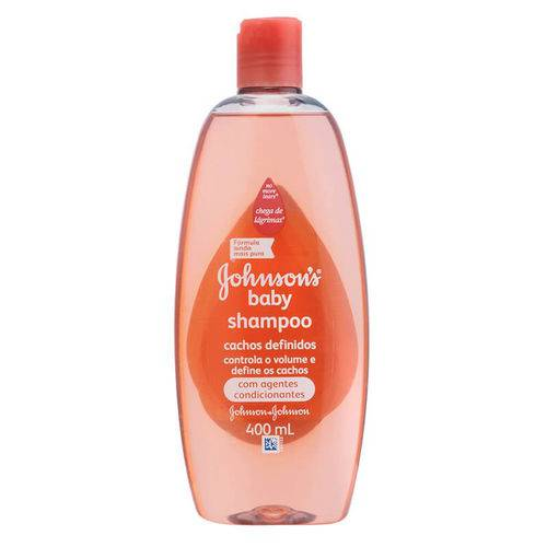 Shampoo Infantil Johnson