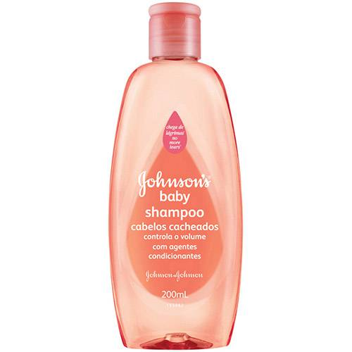 Shampoo Johnson Baby Condicionante Baby 100ml