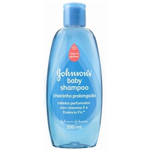 Shampoo Johnson & Johnson Baby Cheirinho Prolongado