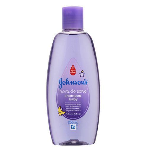 Shampoo Johnson´s Baby Hora do Sono 200ml