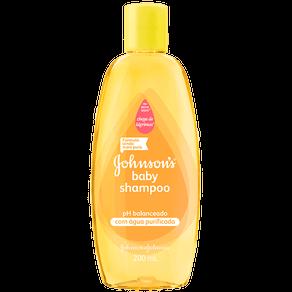 Shampoo Johnson´s Baby Tradicional 200ml