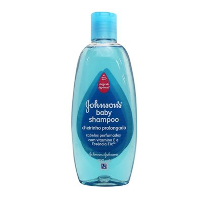 Shampoo Johnson's Baby Cheirinho Prolongado 200ml - Johnson & Johnson