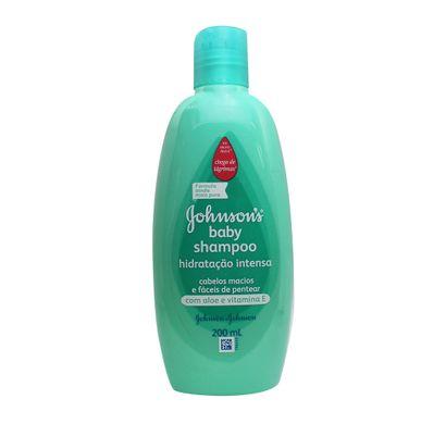 Shampoo Johnson's Baby Hidratação Intensiva 200ml - Johnson & Johnson