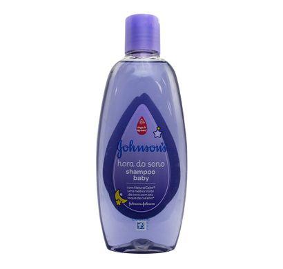 Shampoo Johnson's Baby Hora do Sono 200ml - Johnson & Johnson
