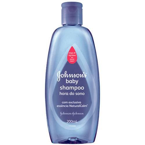 Shampoo Johnsons Baby Hora do Sono 200ml