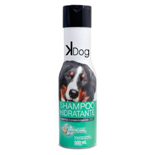 Shampoo K-Dog Hidratante 500ML