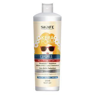 Shampoo Keraform Camomila Skafe 500ml