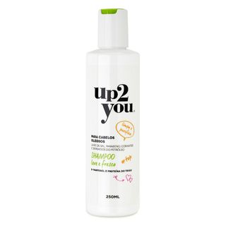 Shampoo Leve e Fresco 250ml Up2You