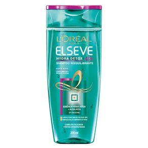 Shampoo L'Oréal Paris Elseve Hydra-Detox Reequilibrante 200ml