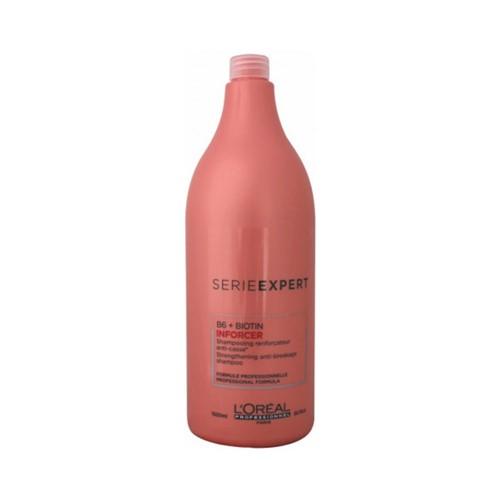 Shampoo L'Oréal Professionnel Anti-Quebra B6 + Biotin Inforcer - 1500ml