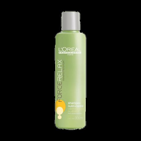 Shampoo L'oréal Professionnel Force Relax Care Nutri Control 300ml