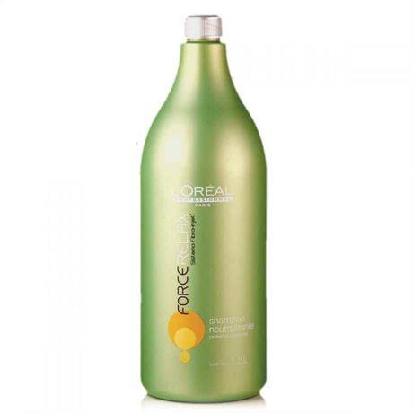 Shampoo L'oréal Professionnel Force Relax Care Nutri Control 1,5L