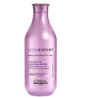 Shampoo Loreal Profissional Liss Unlimited 300ml