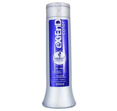 Shampoo Matizador Roxo Violet 300ml - Haskell