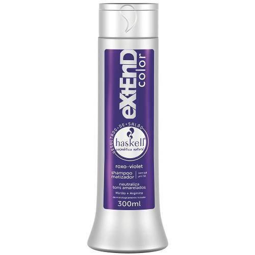 Shampoo Matizador Roxo/violeta Haskell 300ml