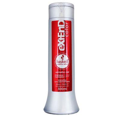 Shampoo Matizador Vermelho 300ml - Haskell
